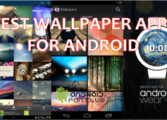 Top 5 Best Wallpaper Apps For Android