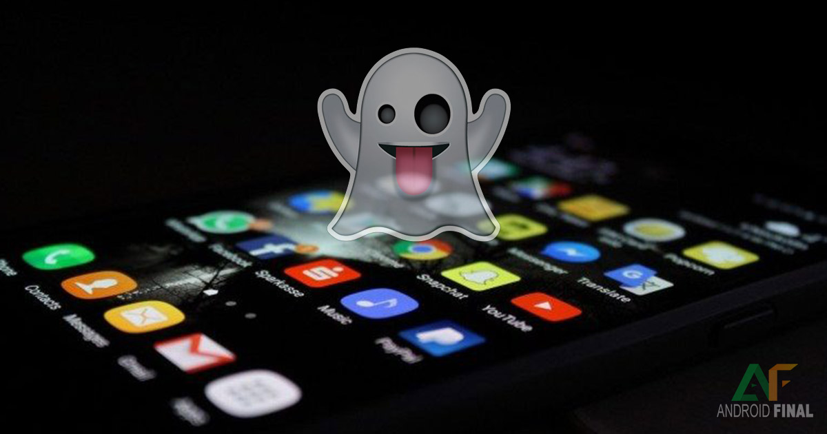 Como desinstalar aplicativos fantasmas no Android - ANDROID FINAL