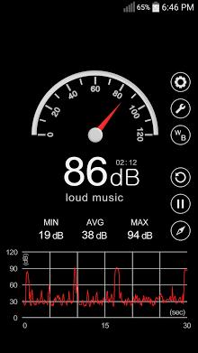 Sound Meter Apk 1