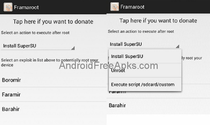 Framaroot APK v1.9.3 (Download All Versions) 3
