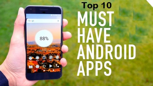 10 Most Useful Must have Android Apps to Download 1
