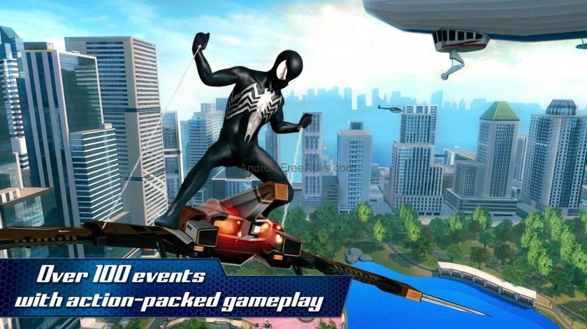 Tento obrázek je prázdný atribut alt; jeho název souboru The-Amazing Spider-Man-2-APK-1.jpg