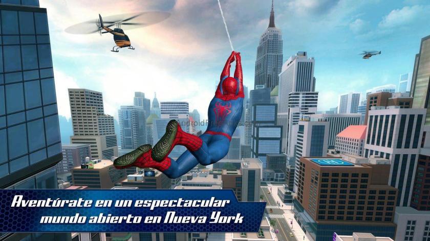 Tento obrázek je prázdný atribut alt; jeho název souboru The-Amazing Spider-Man-2-APK.jpg