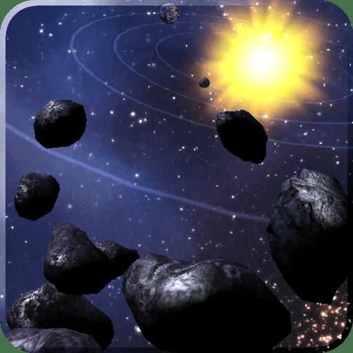 3d Weather Live Wallpaper V2 3 Apk Asteroid Belt Live Wallpaper For Android