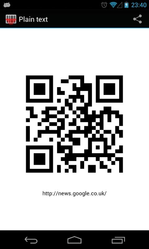 Barcode QR Scanner APK