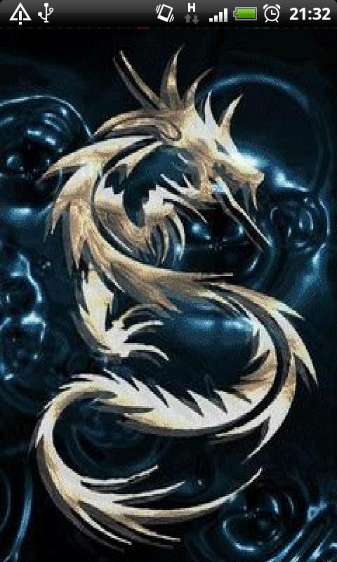 Anime Koi Fish Girl Wallpaper Dragon Symbol Final Live Wallpaper Android App Free Apk