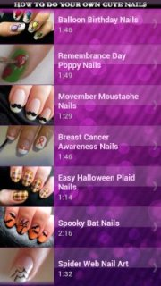 cute nails android