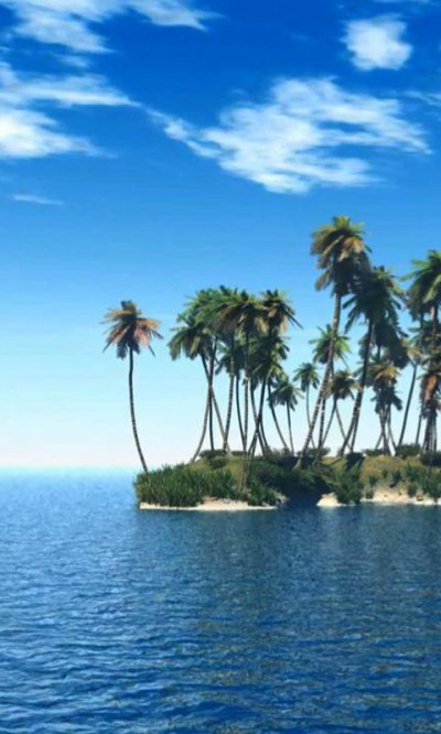 Lost Island live wallpaper Android App - Free APK by ...