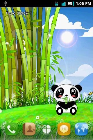 Falling Money Live Wallpaper Apk Panda Pet Live Wallpaper Free Android App Free Apk By