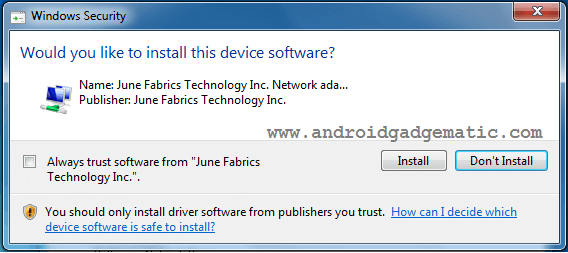 Easily Install Android ADB Drivers On Windows or Mac Computer
