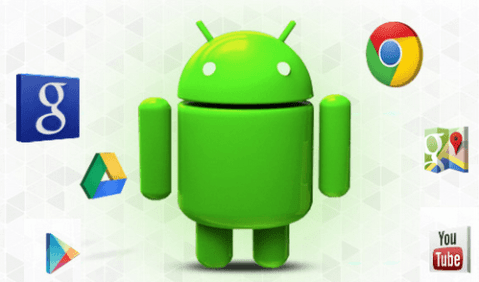 Download Google Application Gapps zip For Android Custom ROM