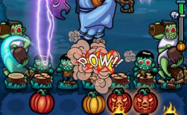 Pumpkins Vs Monsters Android Games Review Android