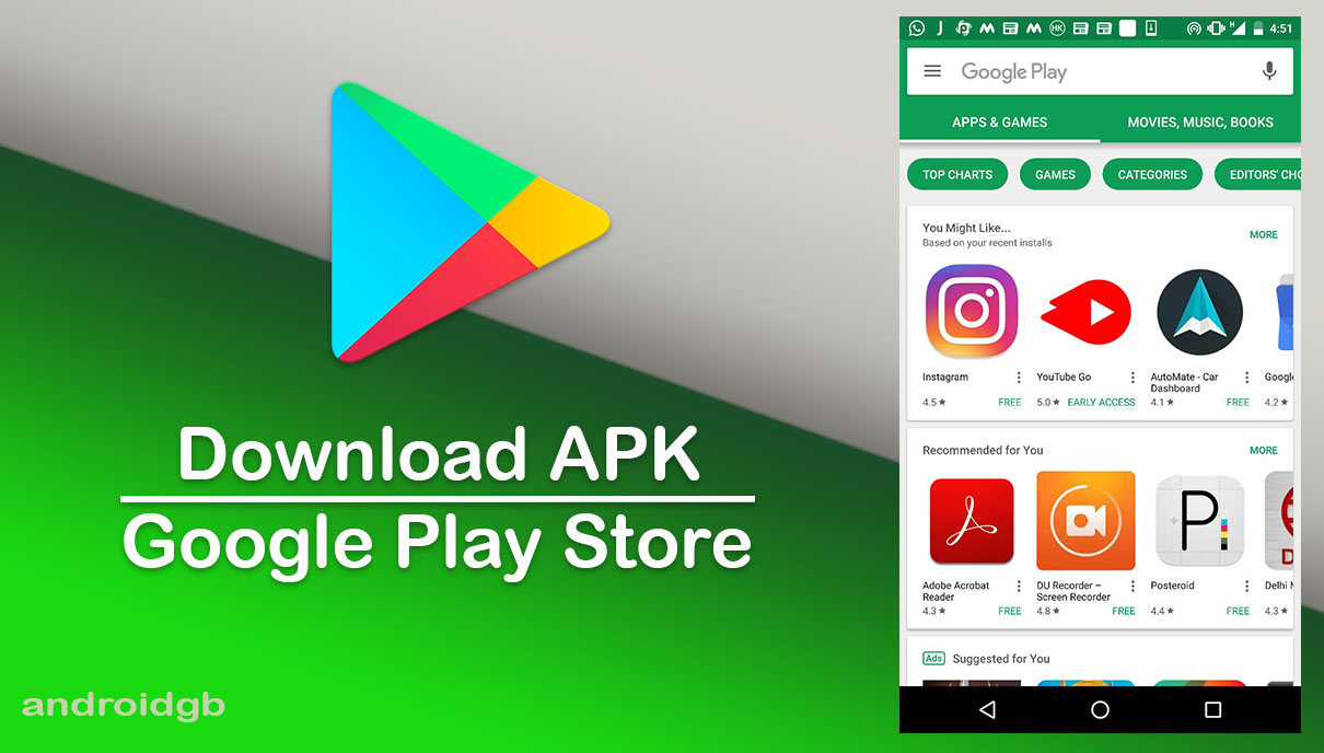 Download Google Play Store 20.6.29 APK for Android | Latest Version (2020 Update)