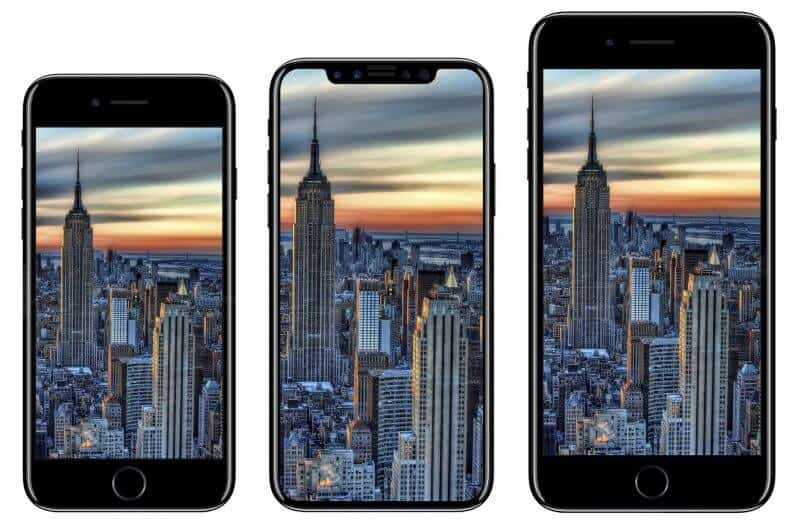 Download iPhone 8, 8 Plus and iPhone X Stock Wallpapers