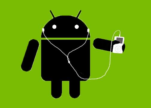 android headphones