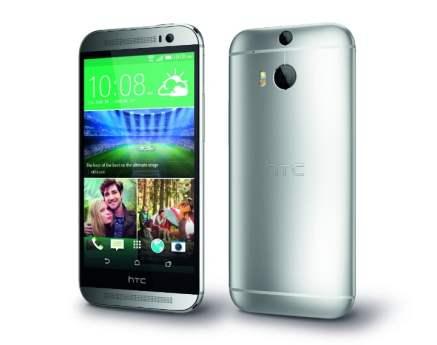 HTC One M8 Silver 3