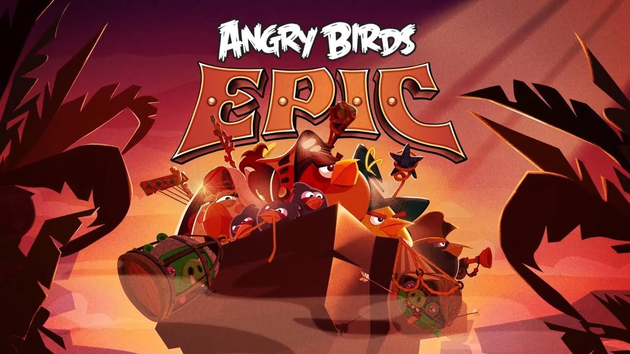 angry birds epic____