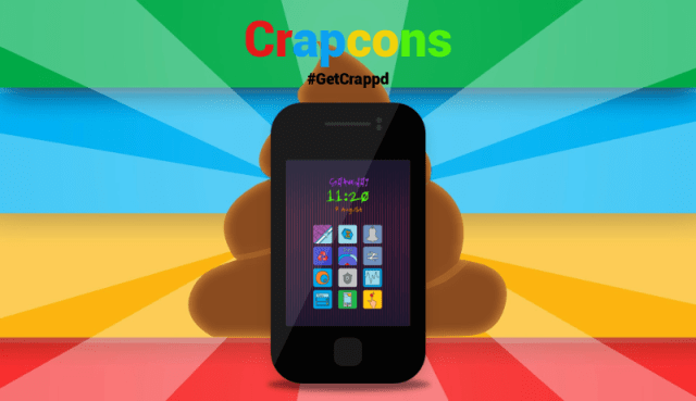 Crapcons Icon Banner