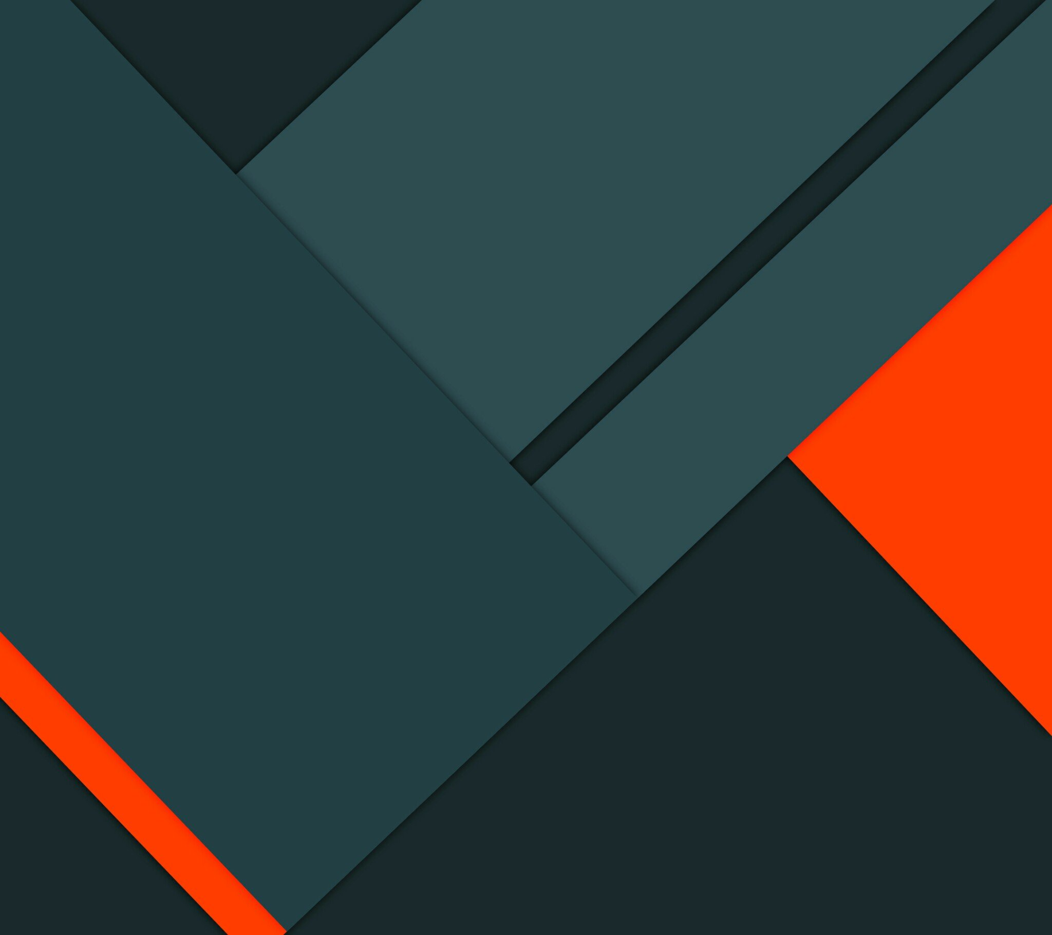 Ultimate Material Design inspired wallpaper collection