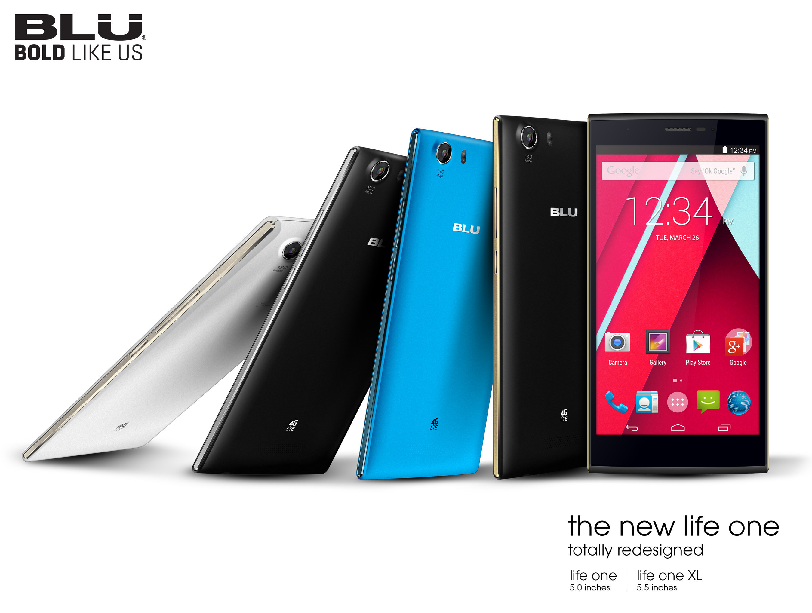 blu products launches new
