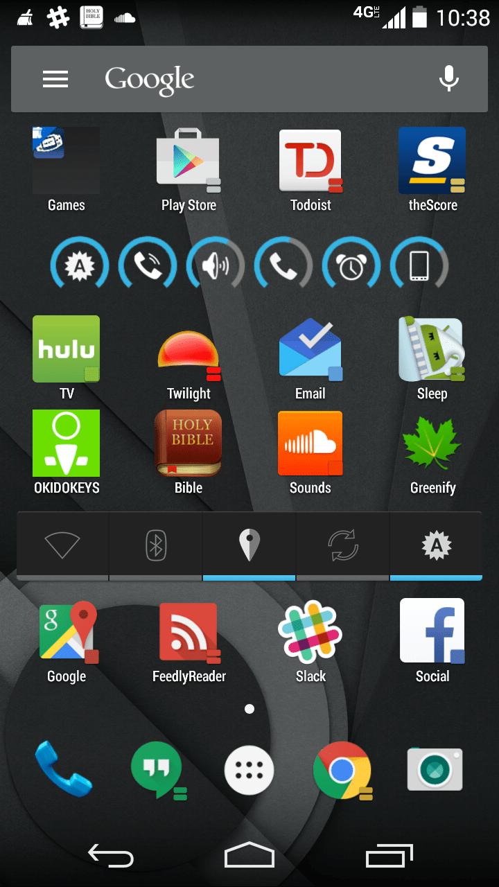 Image Result For Galaxy S Clock Widget