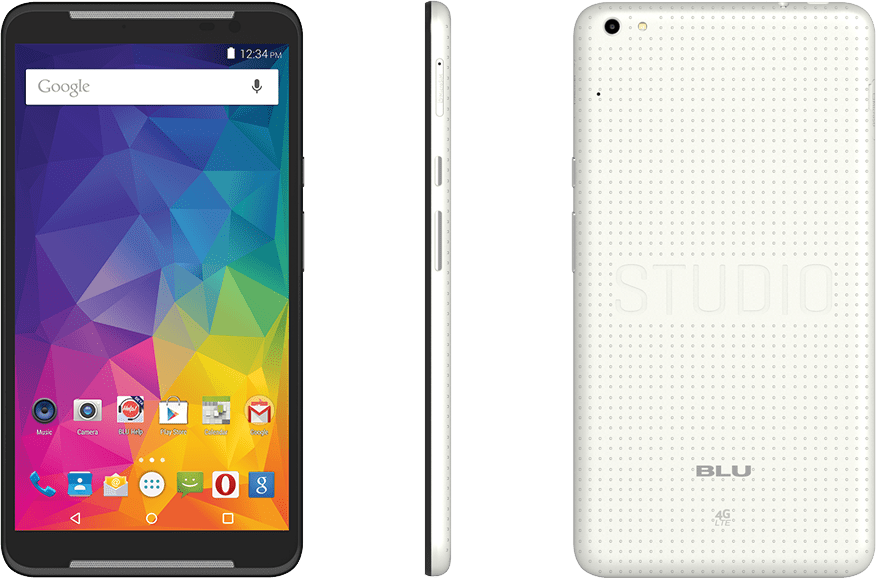 blu products debuts a