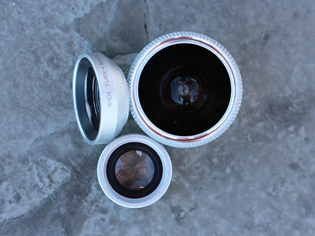 3 in 1 Smartphone lens