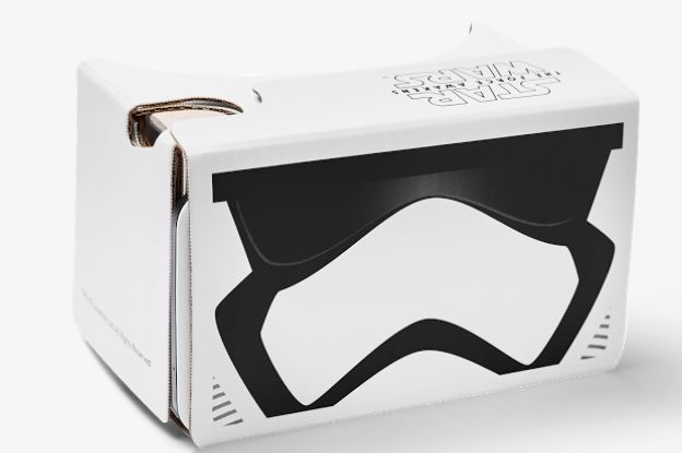 storm trooper cardboard