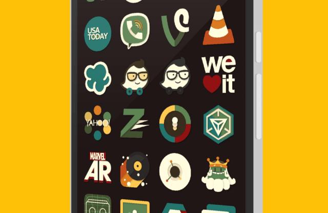 Icons: beautiful.