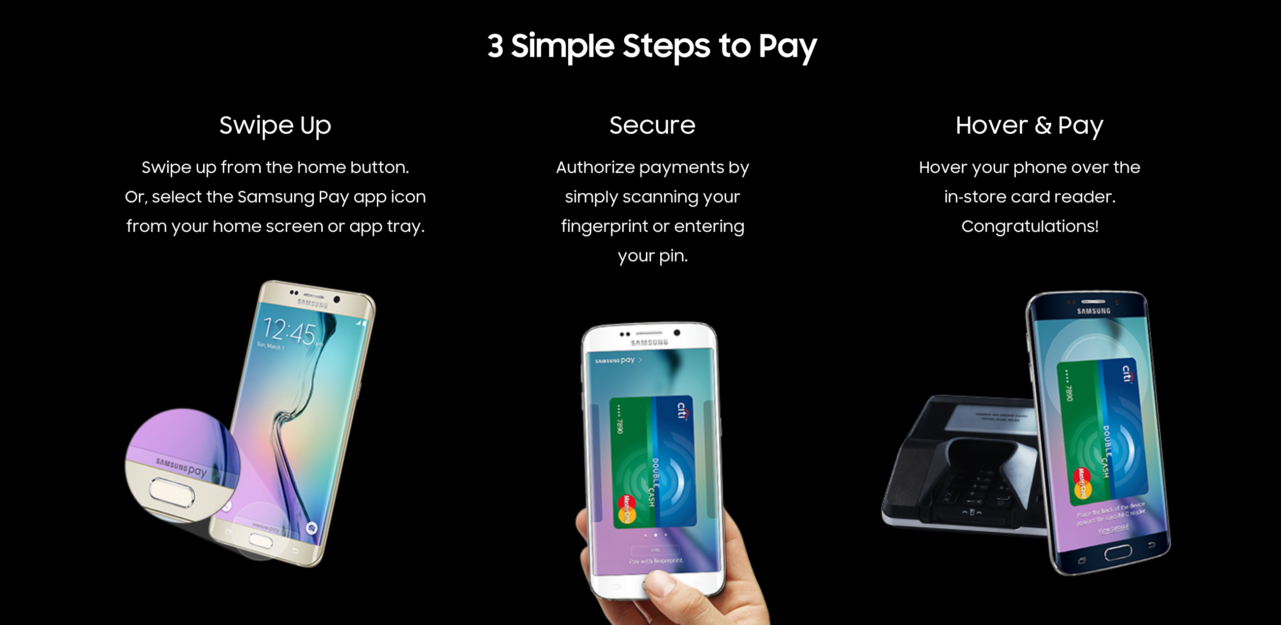 How to set up Samsung Pay and add a credit card on your latest Galaxy device