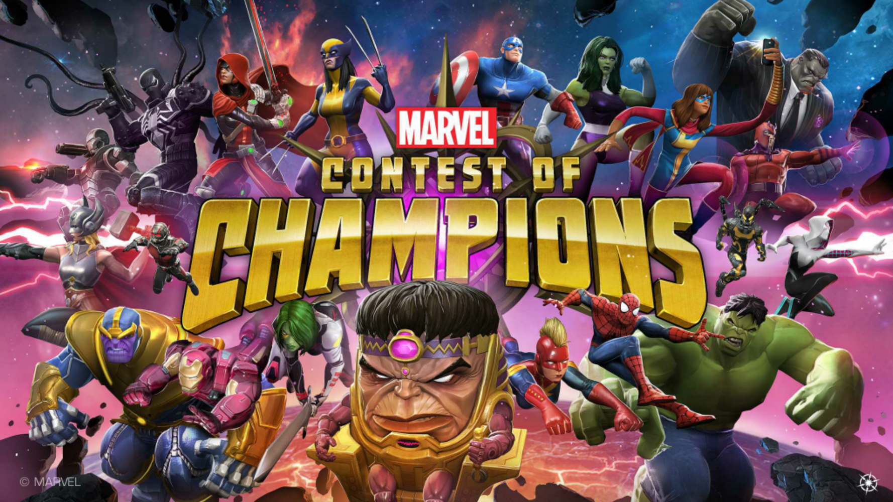 Marvel Contest of Champions Fight Win Repeat review