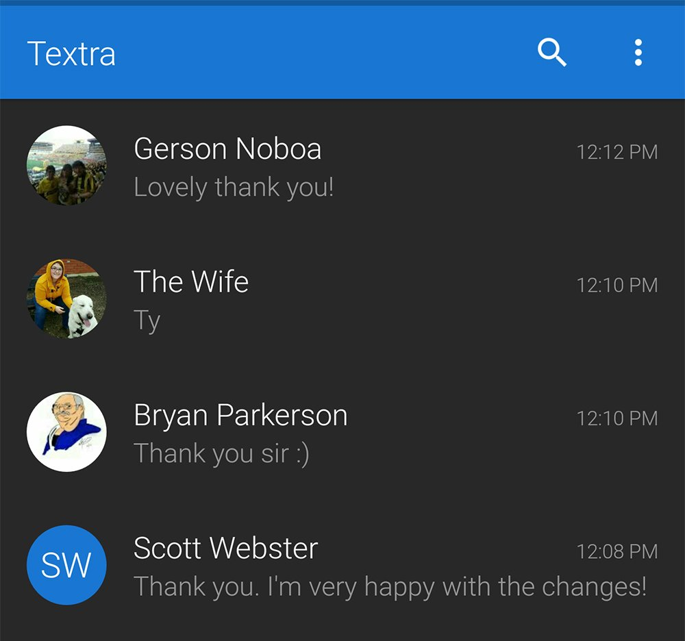 is textra the best