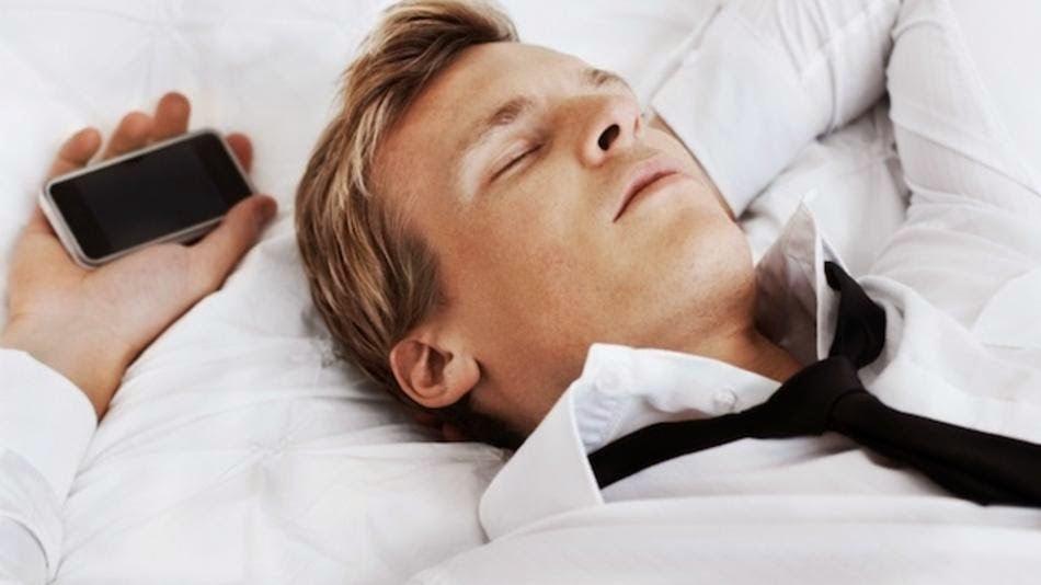 Resultado de imagen para sleep with phone