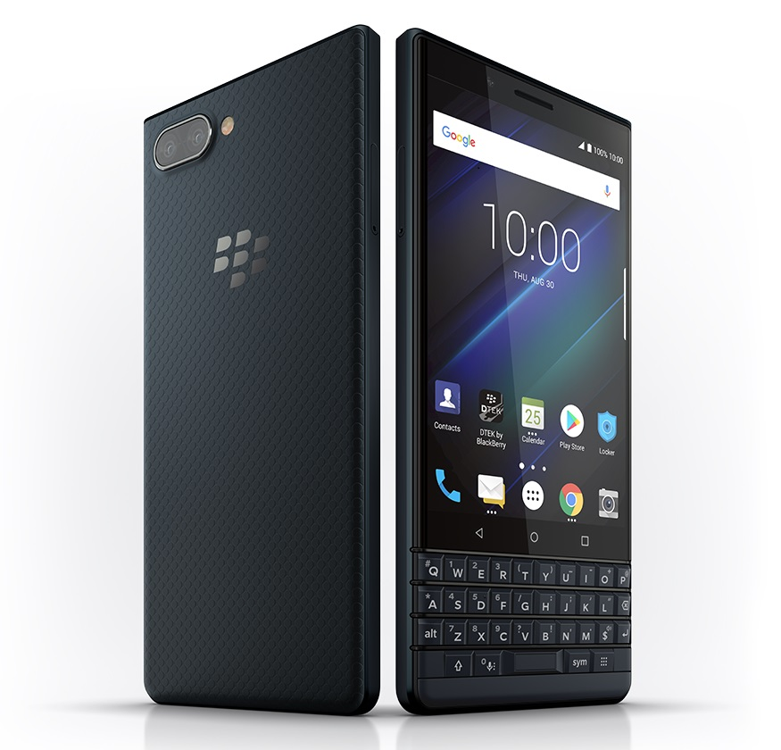The KEY 2 LE is the new more affordable phone from BlackBerry