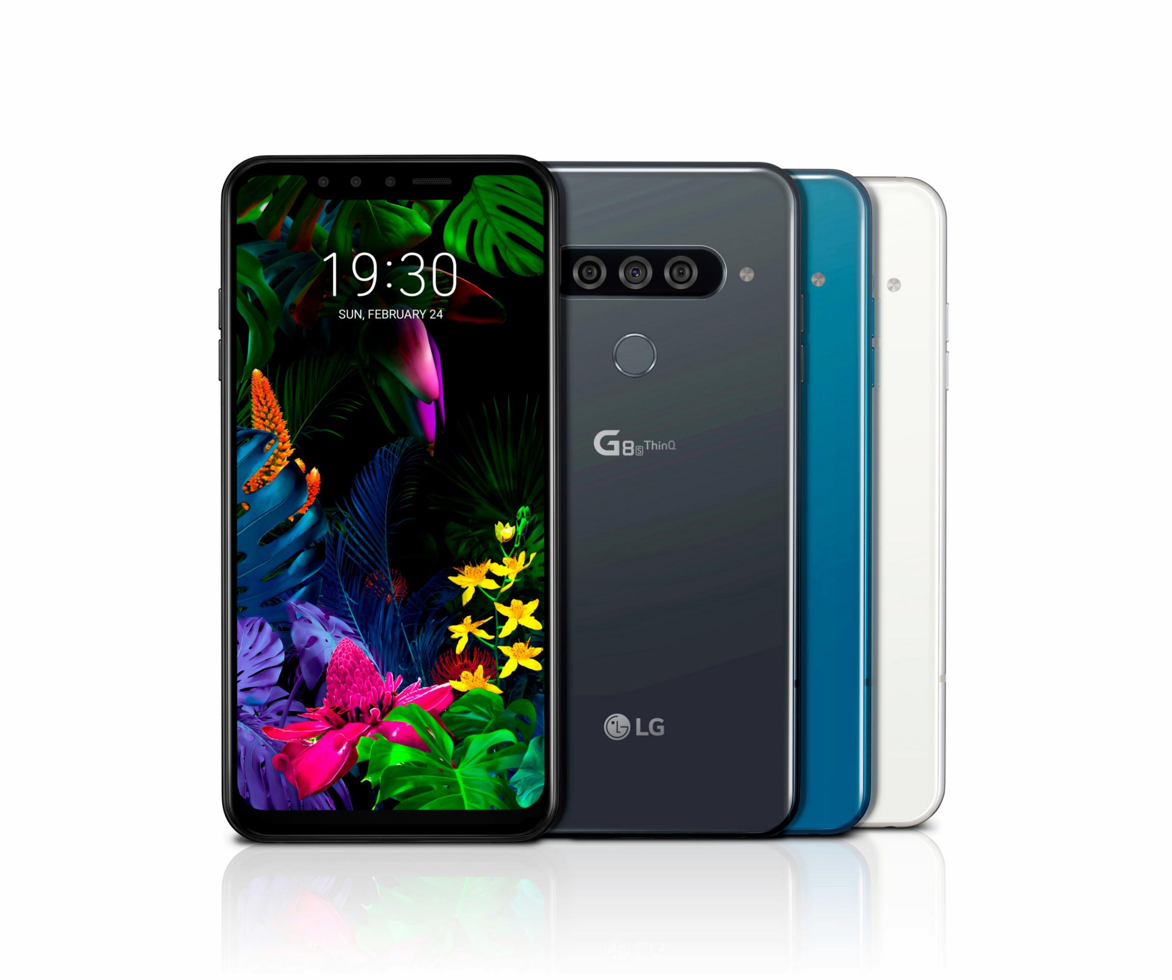 LG G8 comes to Verizon April 11