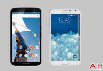Google Nexus 6 Vs Samsung Galaxy Note 4