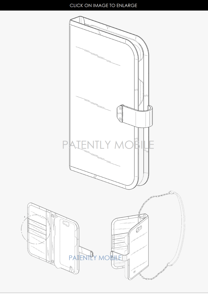 Samsung Awarded Patents For New Purse Case And Gear Fit