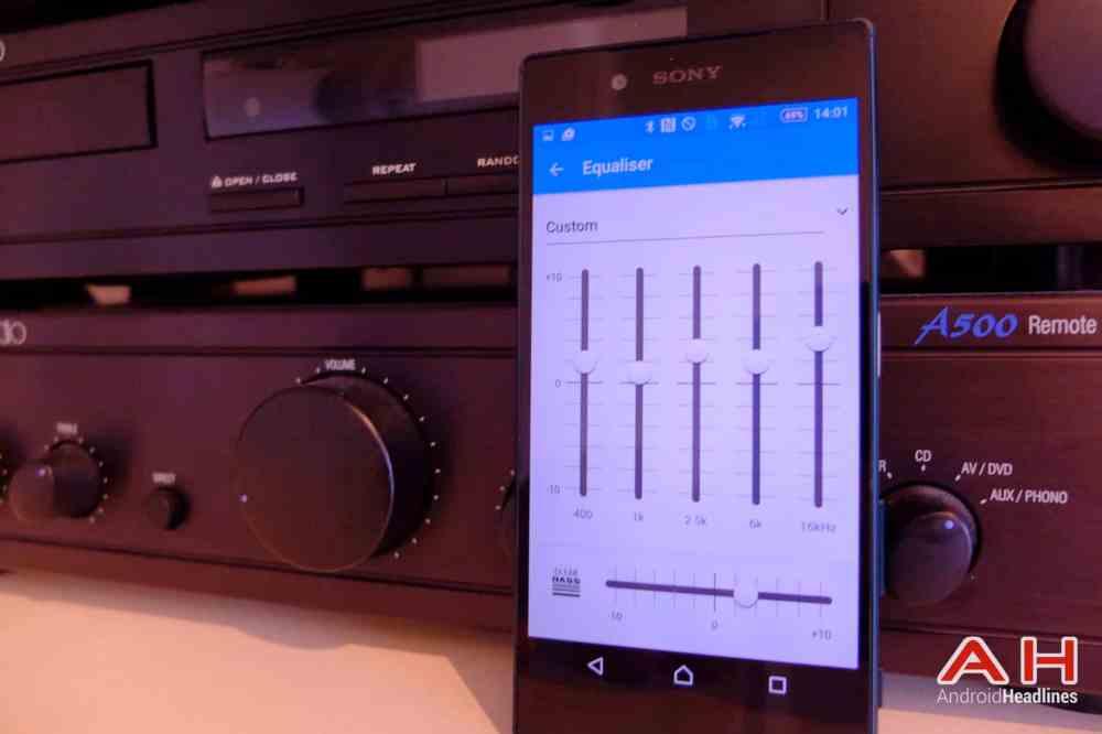 Sony Xperia Z5 AH 19