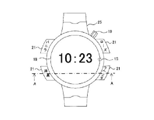 Nikon Patent Points To Fragrant Smartwatch
