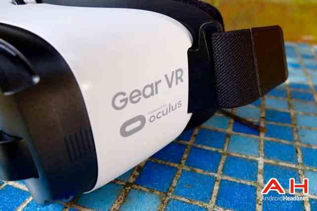 Samsung Gear VR TD AH 3