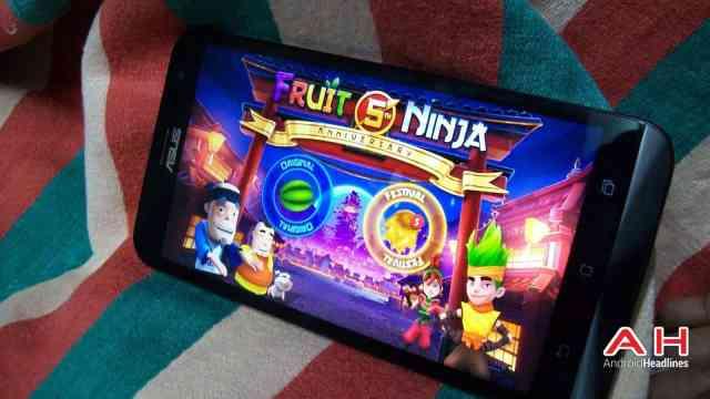 Fruit Ninja Logo AH KK