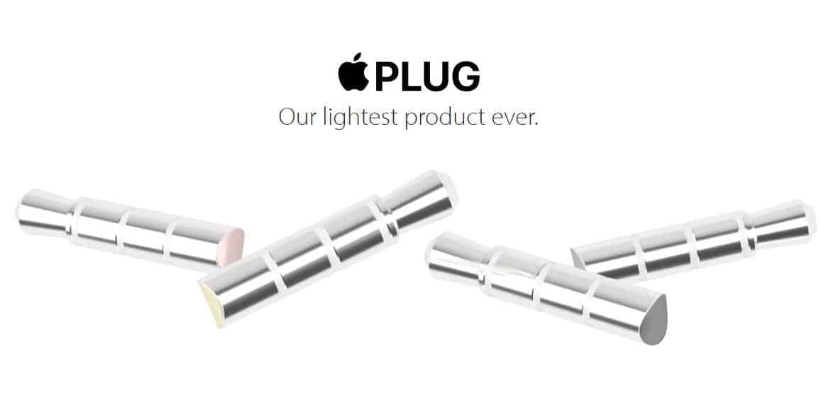 Design Studio Takes on Apple With 'Apple Plug' Spoof