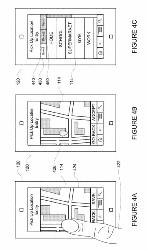 Google Patent Points To Self-Driving Taxi Service