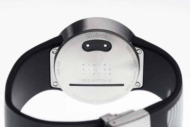 Sony's E Ink FES Watch U Launches In Japan For $447