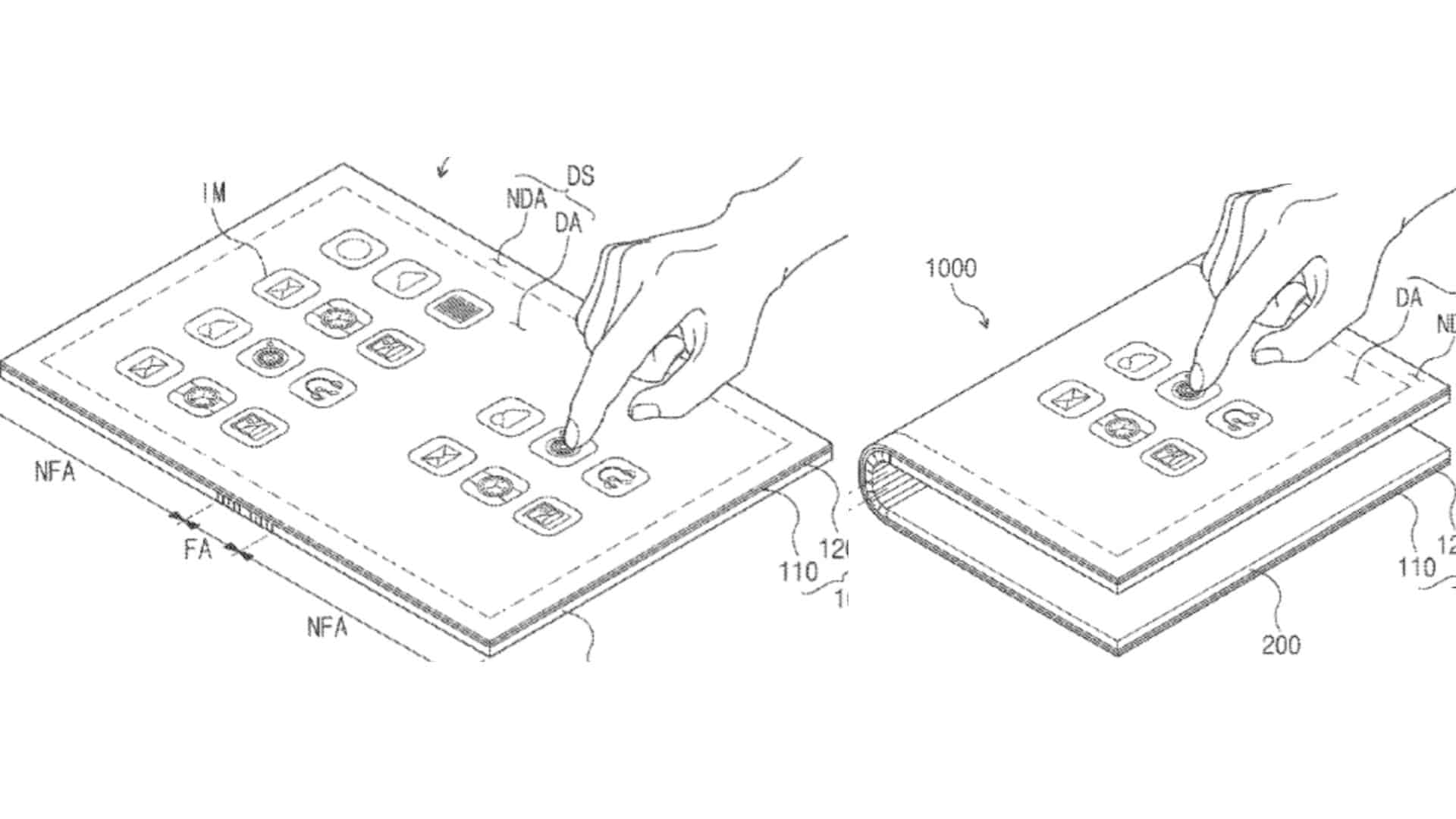 Samsung Ponders Watch-Style Hinges For Foldable Phones
