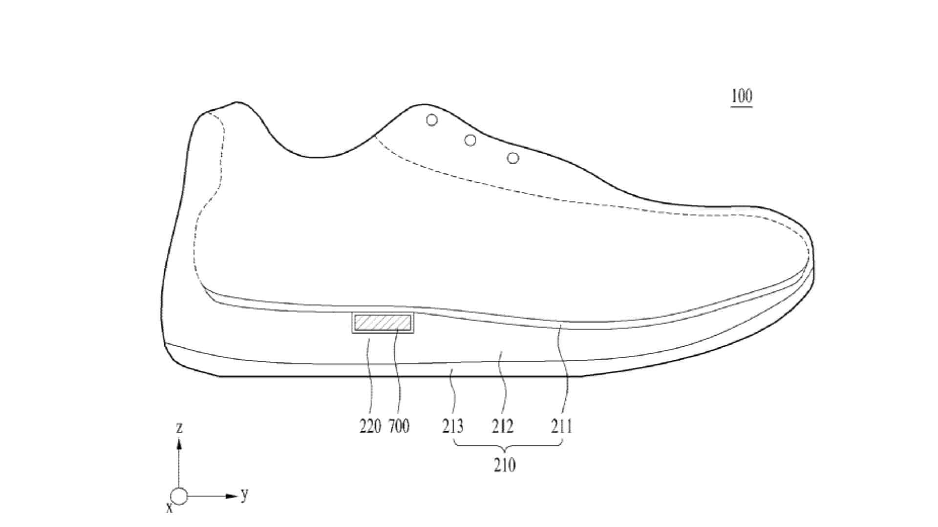LG Wants To Make Your Shoes Smart, According To New Patent