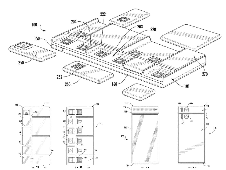 Google's Patent Hints At Rebirth Of Project Ara, A Modular