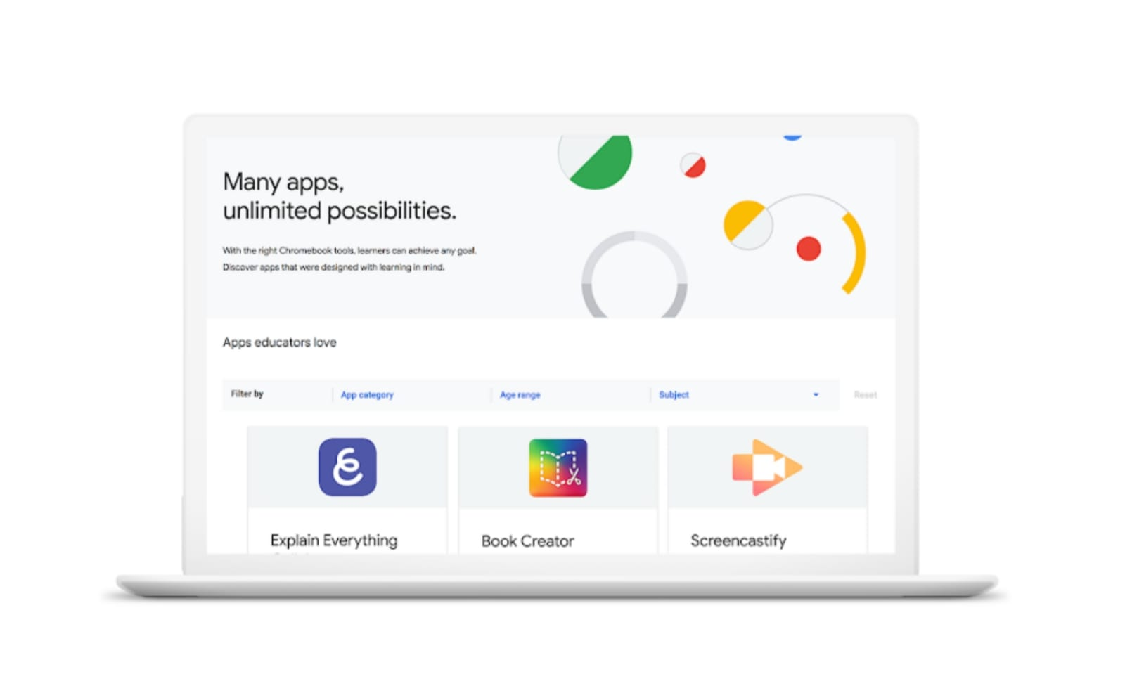 Chromebook App Hub Is Going To Make Educators' Lives Much