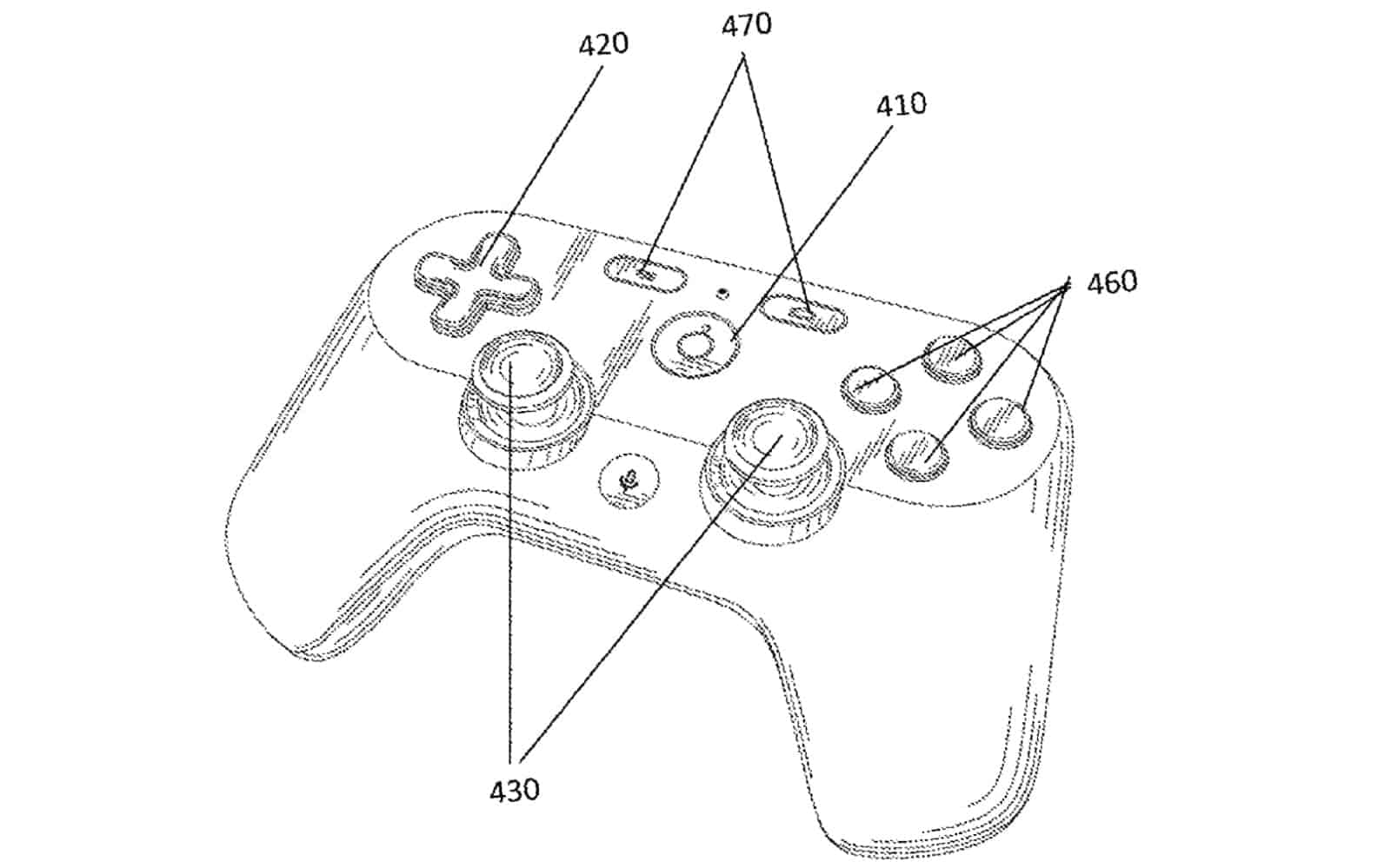 Google's Upcoming Gaming Controller Makes An Uncertain