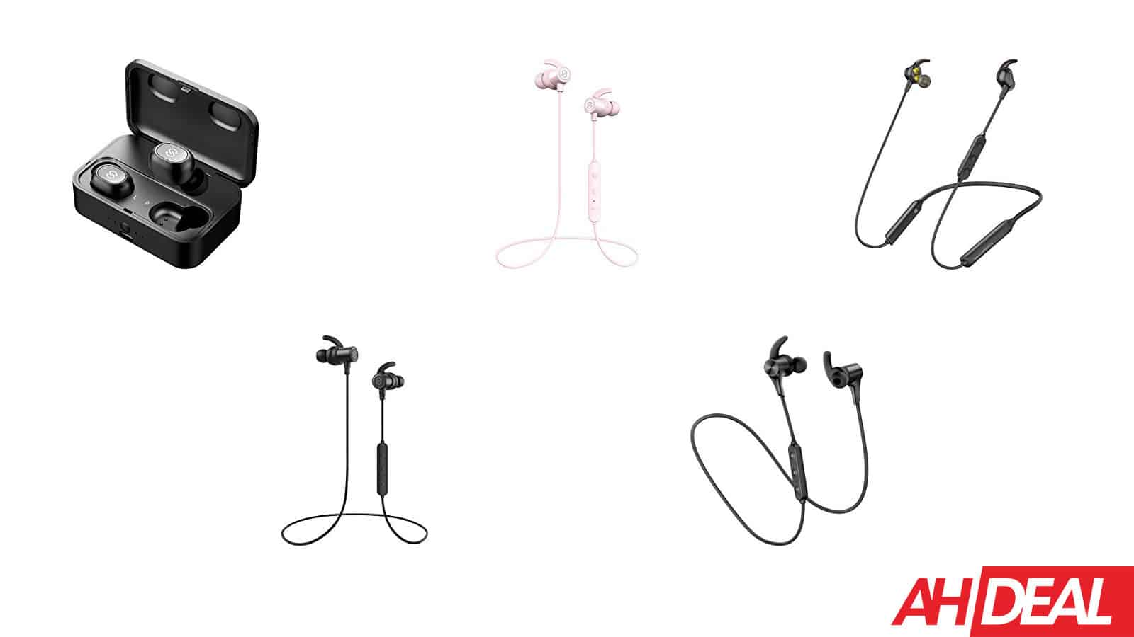 Five SoundPEATS Earbuds Are On Sale, Starting At $18